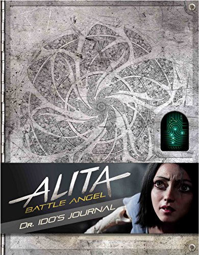 (Alita: Battle Angel - Dr Ido's Journal)