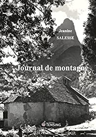 Journal de montagne par Jeanine Salesse