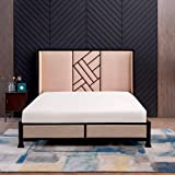 """THXSILK 19mm Silk Fitted Sheet, 1 Fitted Sheet ONLY, High End Collection Silk Bed Sheet with Deep Pocket 16"""", Machine…"""