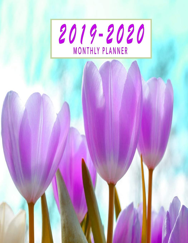 View A December 2020 Calendar With Holidays 2019 2020 Monthly Planner: 24 Months Calendar (Federal Holidays