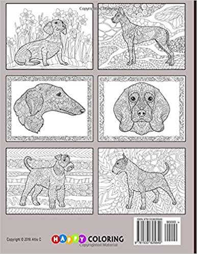 Counting Number worksheets math addition coloring worksheets : Amazon.com: Doodle Dogs Coloring Book for Adults (9781533625649 ...