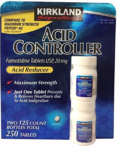 (Kirkland Signature Acid Controller (250 Tablets))