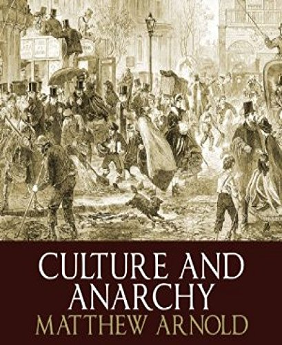 essays culture anarchy Buy a cheap copy of culture and anarchy book by matthew arnold matthew arnold's famous series of essays, which were first published in book form under the title culture and anarchy in 1869.