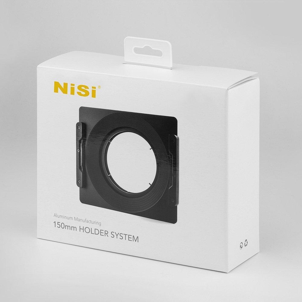 Ikan 150mm Filter Holder (for Nikon 14-24mm Lens)(NiSi), Black (NIP-FH150-N1424)
