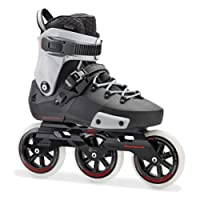 Rollerblade Twister Edge Kit Personalizado, Color Blanco Hielo