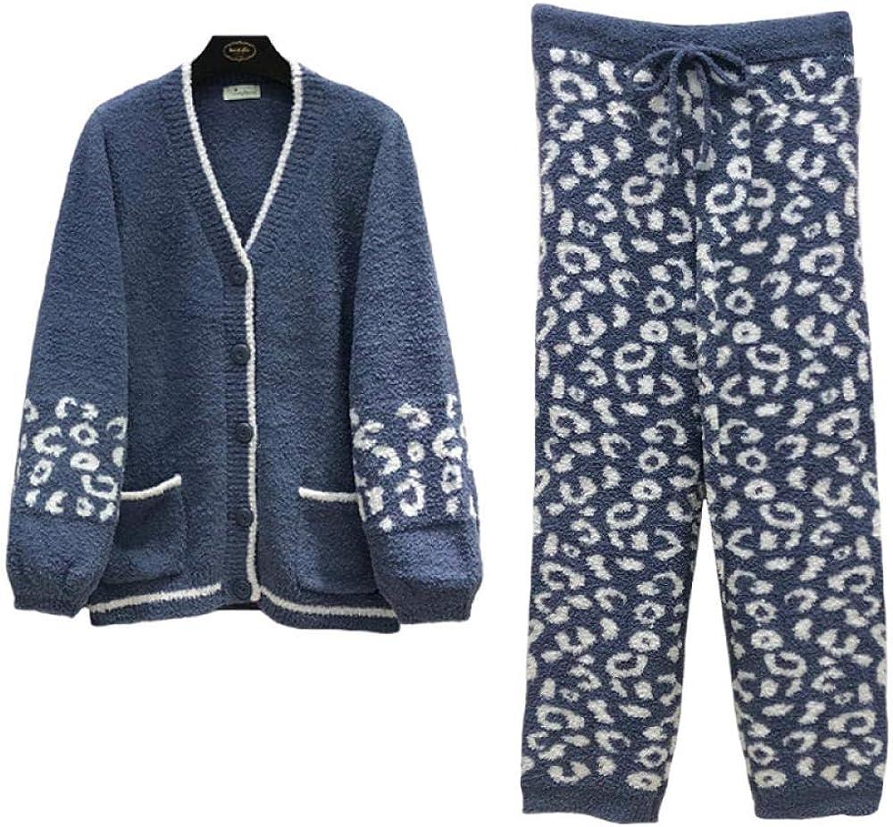 Pijamas Mujer Camisones Nueva versión Coreana de algodón Suave y Gruesa de la Chaqueta de Pijama de Servicio de casa de niña de Terciopelo Medio: Amazon.es: Ropa y accesorios