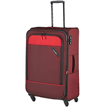 Travelite Derby 4-rad Trolley M 66 Cm Erweiterbar Pilotenkoffer & Trolleys 87548
