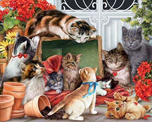 cat puzzle 1000 - 6