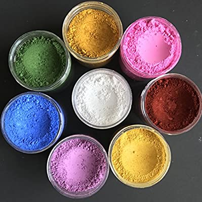 Cosmetic Grade Matte Colorant for DIY Mineral Makeup & Soap Makings by TwinkleStar