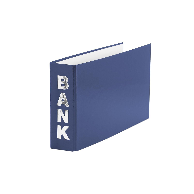 140x250mm grün Farbe für Kontoauszüge je 1x gelb 3 Bankordner blau