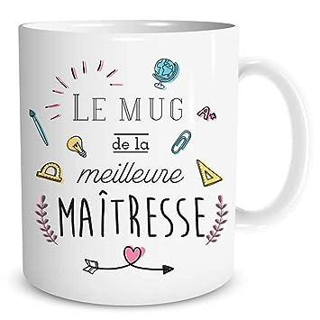 Le Mug Maîtresse La Meilleure De MUzGpqSV