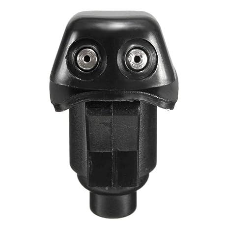 MXECO Parabrisas delantero 1pc Lavadora limpiador aerosol Boquilla del lavaparabrisas Boquilla Kit para Jeep Grand Cherokee 2005-2010: Amazon.es: Bricolaje ...