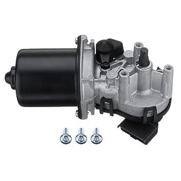 D DOLITY Instalación Fácil De Seguridad Motor De Limpiaparabrisas Delantero J10 28800JD000: Amazon.es: Coche y moto
