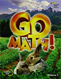 GO Math!: Student Edition Set Grade K 2015