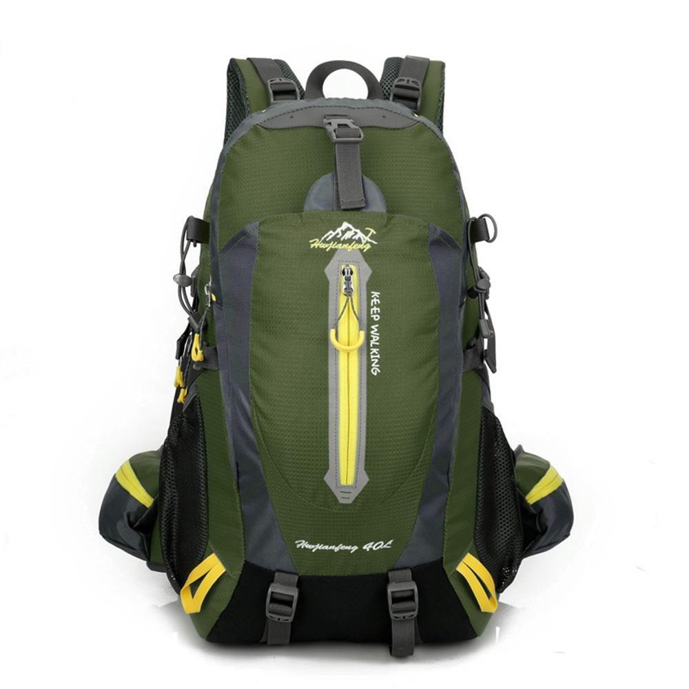 Bolso de la mochila del bolso del hombro del recorrido del morral del montar a caballo del bolso del alpinismo , Dark blue: Amazon.es: Deportes y aire libre