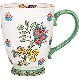 Chumbak Chirpy Birdie Mug - White