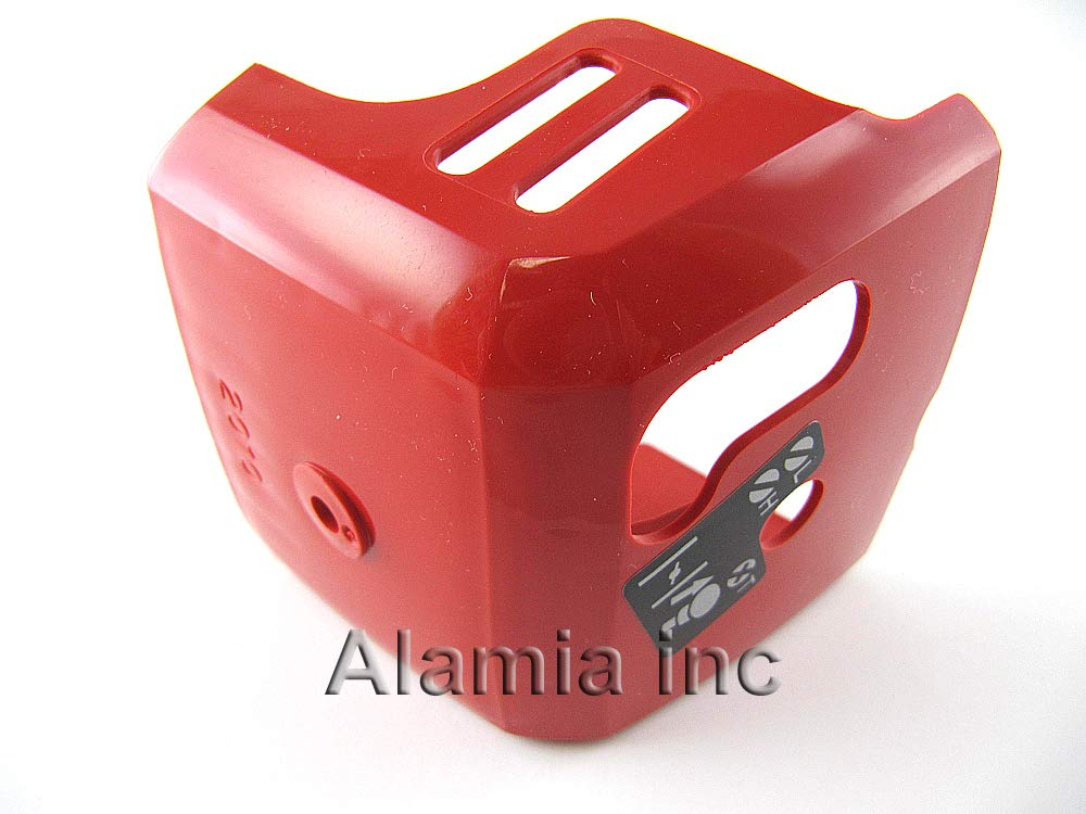 Genuine OEM Mantis Air Filter Cover # 13032611522, Fits All Mantis with 2 Cycle Engines Models, 7222, 7222E, 7225, 7920