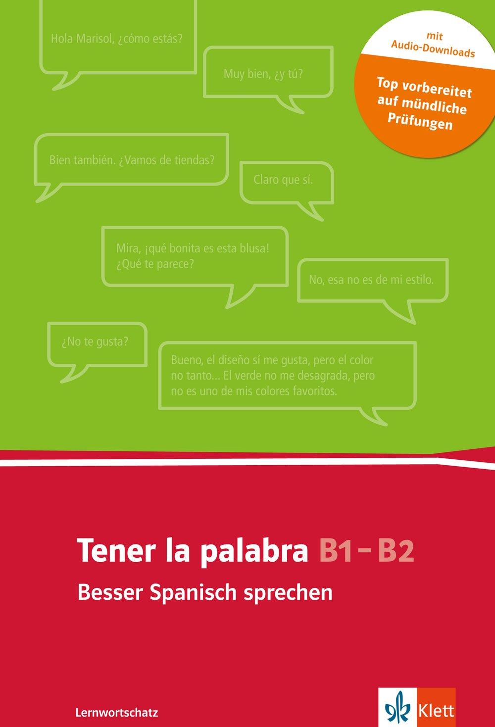 Tener La Palabra Lernwortschatz Zur Textarbeit Amazonde