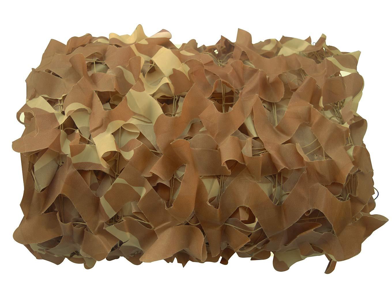Joryn Camo Netting 6.5x10ft Desert Camouflage Net by Joryn