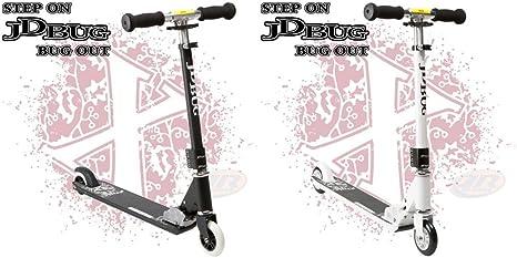 JD Bug patinete Street Pro V3 Bundle - (uno negro mate una ...