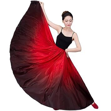 Backgarden Vestido de fiesta de graduación para baile de ombligo con diseño de balón de España