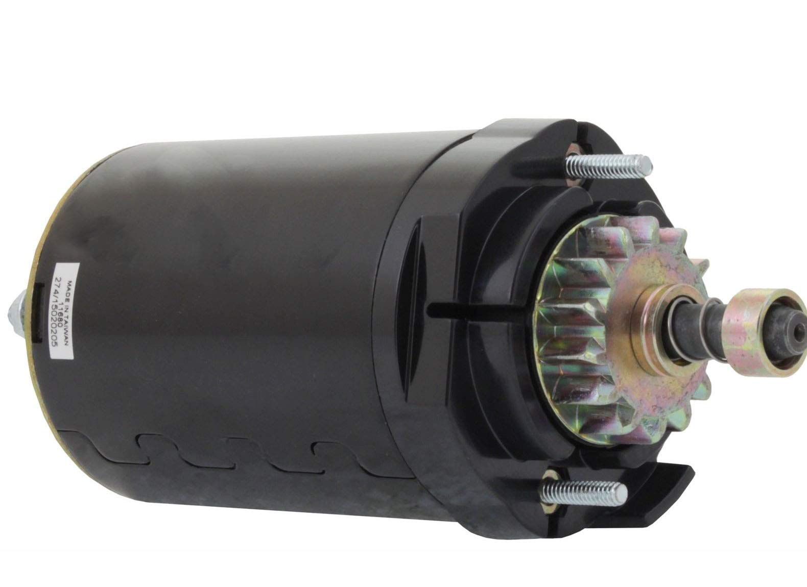 BMotorParts Motor Starter for Ariens 93603800/A19K4Z 960460002 00 Tractor w/Kohler