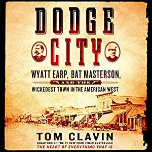 Dodge City Audiobook