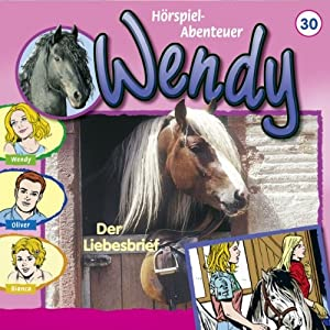 Der Liebesbrief (Wendy 30) Hörspiel