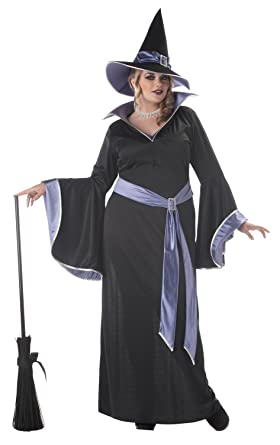 ce312facfc Amazon.com  California Costumes Women s Plus Size-Incantasia - Glamour  Witch Costume  Clothing