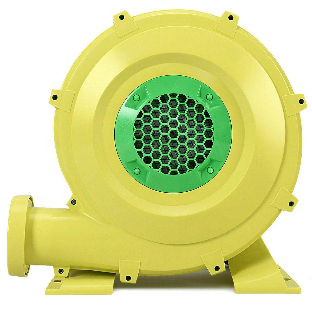 Stone Banks 750 Watt 1HP Air Blower Pump Fan for Inflatable Bounce House Bouncy Castle by Stone Banks
