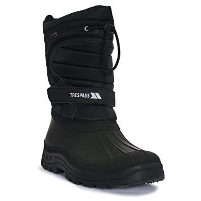 Amazon.com | Trespass Kids Unisex Dodo Water Resistant Snow Boots