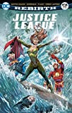 Justice League Rebirth 14 Flash tombe du côté obscur !