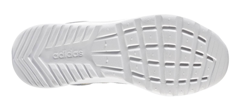 Adidas Damen Freizeit Laufschuh Laufschuh Laufschuh CLOUDFOAM QT Racer W LMT grau   Gold   weiß 747dc4