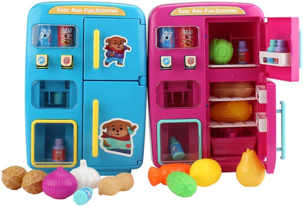 IIKA 32pcs Juguetes Cocina Set Comida Alimentos Juego Play Set ...
