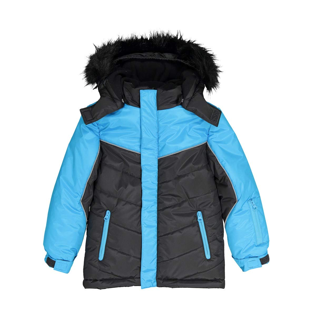 La Redoute Collections Big Boys Ski Jacket, 3-16 Years Blue Size 3 Years by La Redoute (Image #4)