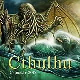 Cthulhu Wall Calendar 2018 (Art Calendar) by