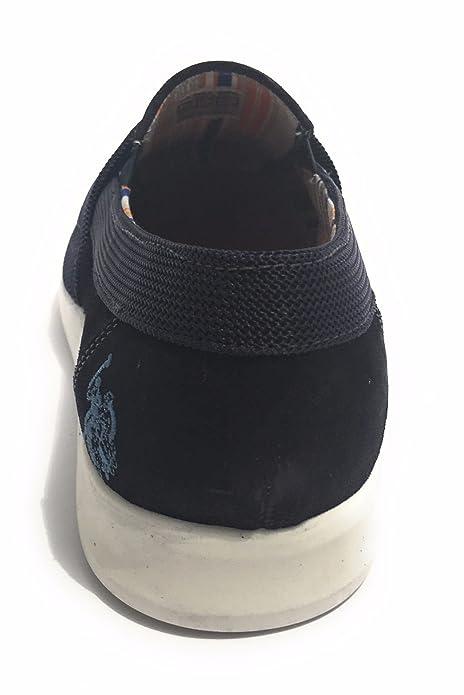 us polo uomo - Zapatillas de Terciopelo para hombre azul turquesa azul Size: 41 ZerBNU2qGG