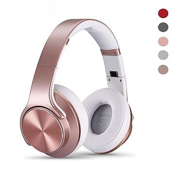 2018 MH5 bidireccional Bluetooth Super Bass auriculares inalámbricos y altavoz estéreo 2 en 1: Amazon.es: Electrónica