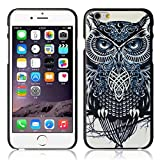 Roodfox Hot Fashion Cute Owl Hard Back Case Cover Skin For Iphone 6 Plus 5.5 Inch