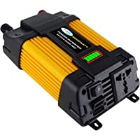 negaor Modified Sine Wave Inverter High Frequency 4000W Peak Power Inverter DC to AC 220V Converter Car Power Charger…