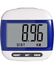 Multi-function Pocket Pedometer with Belt Clip