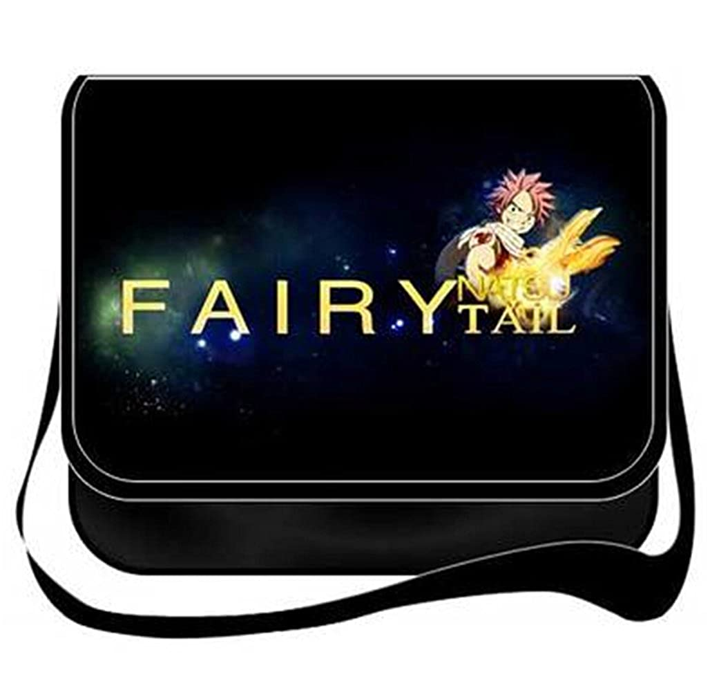 Gumstyle Fairy Tail Anime Cosplay Handbag Messenger Bag Shoulder School Bags