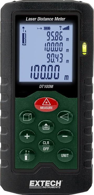 Extech DT100M Laser Distance Meter