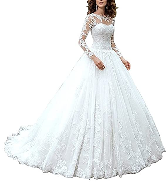 Amazon vestidos de novia usa