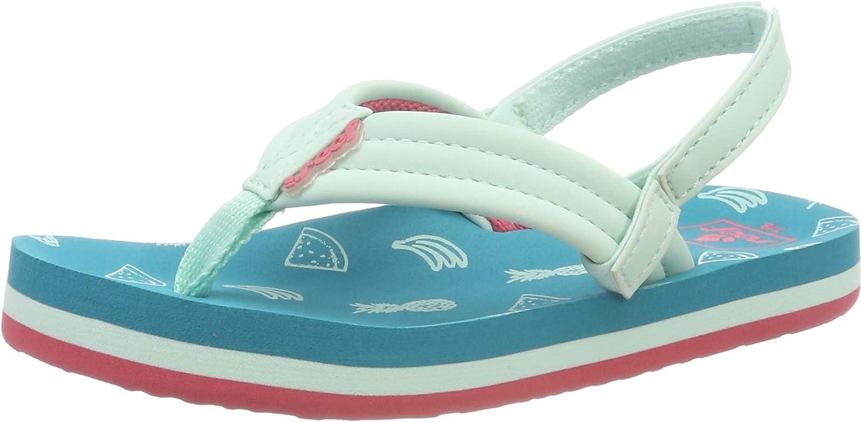 Beach Boys Waves Logo Flip Flops Sandals New Official Adult Sizes