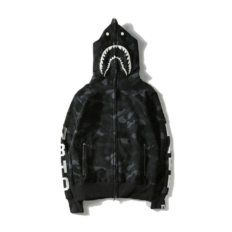 Christo Mens Hoodies Sweatshirt Fashion Casual Coat Outdoor Hip-Hop Funny Tops