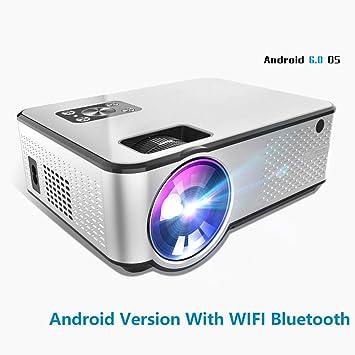 El Elegante proyector Android 1280 * 720p admite Video 4k a ...