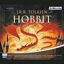 Der Hobbit: Das Hörspiel Hörspiel von J.R.R. Tolkien Gesprochen von: Martin Benrath, Horst Bollmann, Bernhard Minetti