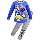 Boys Christmas Pyjamas Set Character Cotton Sleepwear Kids Casual Night Wear