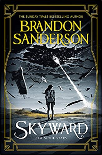 Image result for skyward brandon sanderson